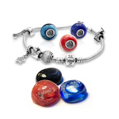 Charm beads & Touch stones